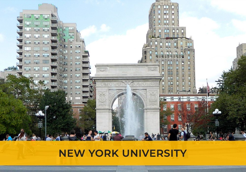 College Research #3 : New York University