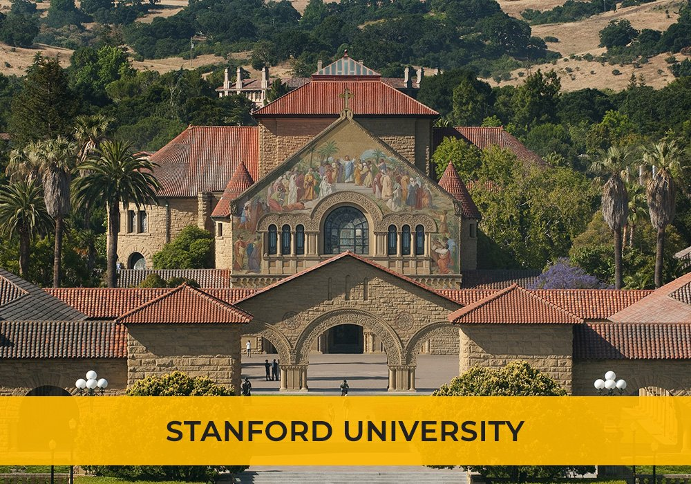 College Research #5: Stanford University