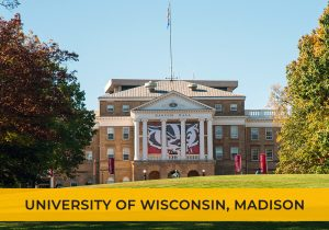 College Research #6 : University of Winconsin, Madison